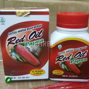 Red Oil Papua Web